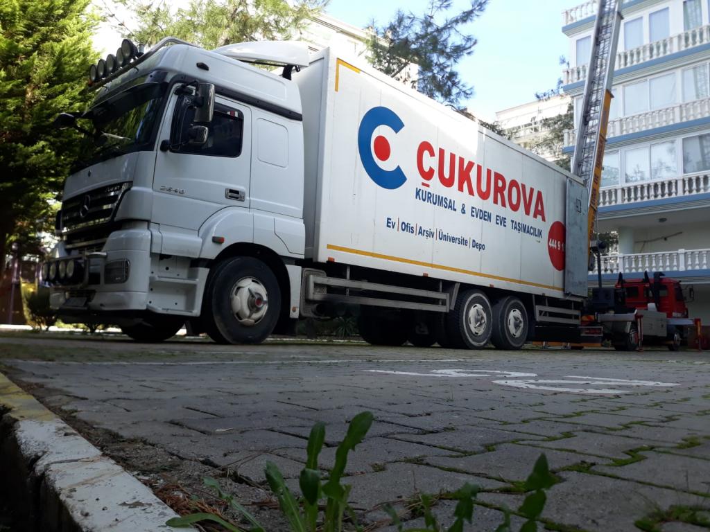 İzmir Şehirlerarası Evden Eve Nakliyat